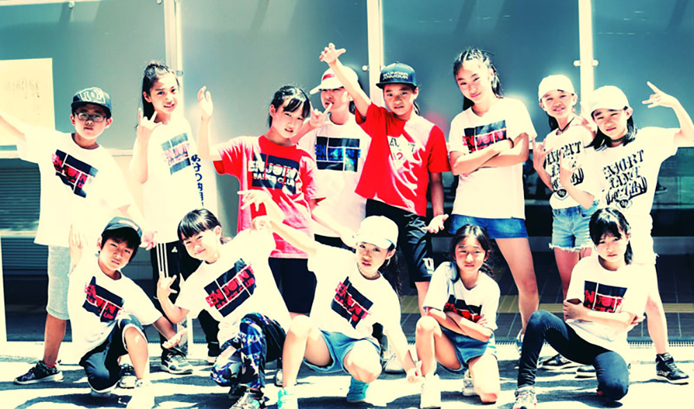 ENJOINT DANCE CLUB KIDs